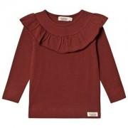 MarMar Copenhagen Tessie T-Shirt Vin 104 cm/4 år