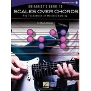 Hal Leonard Corp Guitarist's Guide to Scales over Chords