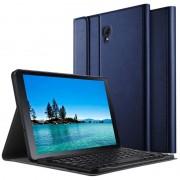 Bolsa com Teclado Bluetooth para Samsung Galaxy Tab A 10.5 - Azul