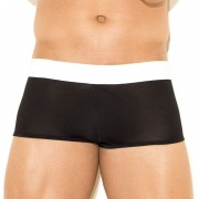 Gigo ENERGY BLACK Short Boxer Underwear G02123