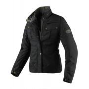 Spidi Worker H2Out Ladies Motorcycle Textile Jacket Black XL