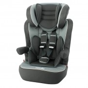 Nania Baby Car Seat LUXE I-Max SP 1+2+3 Grey