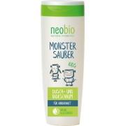 Spuma eco de dus si baie pentru copii NeoBio