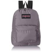 JANSPORT Ashbury Mochila para portátil de 15 pulgadas, cómoda mochila escolar, gris horizonte