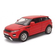 Tingoking Die Cast Range Rover Evoque, Matte Red (5-inch) (Color May Vary)
