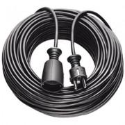 Lengő hosszabbító 3-10 méteres fekete v. fehér 3x1,5 mm2