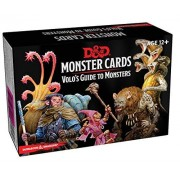 Dungeons & Dragons Spellbook Cards: Volo's Guide to Monsters (MonsterCards, D&D Accessory) (Dungeons & Dragons, D&D)