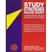 Study Strategies Made Easy: A Practical Plan for School Success, Paperback/Leslie Davis Med