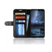 Nokia 9 PureView Portemonnee Hoesje Zwart