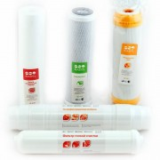 Raifil Комплект картриджей для ультрафильтрации умягчающий (UF)