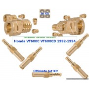 Honda VT600C VT600CD 1988-1994 Ultimate Jet kit