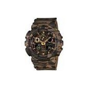 Relógio Masculino Casio G-Shock GA-100CM-5ADR - Camuflado