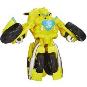 Playskool Heroes Transformers Rescue Bots Bumblebee Figure (Motorcycle)