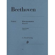 Beethoven: Piano Sonatas Volume II