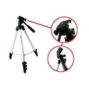 Suport Tripod Universal cu Cap Rotativ pentru Camere Foto si Video, Inaltime Reglabila