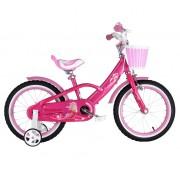 "Dječji bicikl Mermaid 12"" rozi"