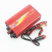 Autós inverter DC 12V AC 220V / USB 5V 1500W