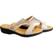 Dr. Scholls Women Cream Wedges