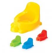 Olita pentru bebelusi de plastic in forma de iepuras cu spatar Dolu