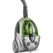 Aspirator fara sac Sencor SVC 730 GR - EUE2, 800W, 1.5L (Gri/Verde)