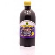 Sirop cu extract natural de afine fara zahar 500ml HYPERICUM
