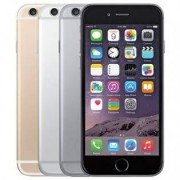 Apple iPhone 6 plus - Fabriksservad telefon - Silver, 16GB