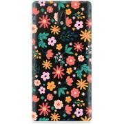 Nokia 3 Hoesje Always have flowers