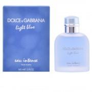 LIGHT BLUE EAU INTENSE POUR HOMME edp vapo 100 ml
