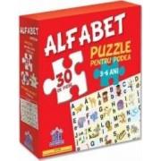 Alfabet puzzle pentru podea 3-6 ani - 20 Piese