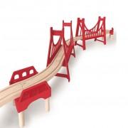 Hape Extended Double Suspension Bridge E3710