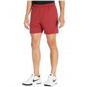 Nike NikeCourt Dry Shorts 7quot Team CrimsonBlackBlack