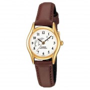 Reloj LTP-1094Q7B9 Casio -Chocolate