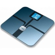 Cantar electronic Beurer BF800 180kg Afisaj LCD Bluetooth Oprire automata Albastru