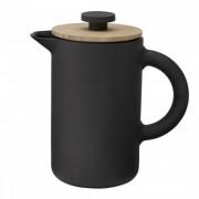 "Stelton French coffee maker ""Theo Black"", 800 ml"