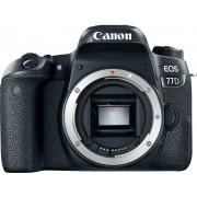 Canon EOS 77D - Solo Corpo - Manuale ITA - 2 Anni Di Garanzia In Italia