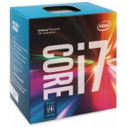 Intel CPU INTEL Core i7-7700, 4x 3,6 GHz, LGA1151