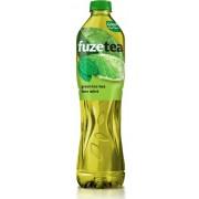 Bautura racoritoare, 1.5L, FUZETEA Green Tea Lime Mint