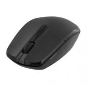Deltaco trådlös optisk mus USB svart