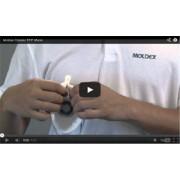 Moldex Air stofmasker 3100 (FFP2D) 10 stuks maat M/L