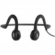Aftershokz Sportz Titanium Headphones with Mic - Onyx