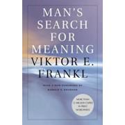 Man's Search for Meaning:, Paperback/Viktor E. Frankl