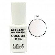 Layla Smalto No Lamp Gel Polish Colour Gel St