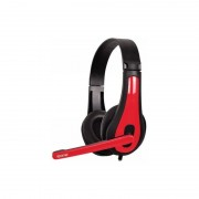 Casti gaming Spacer SPK-507 Red / Black