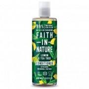 Faith in Nature Citrom és teafa hajkondícionáló - 400ml