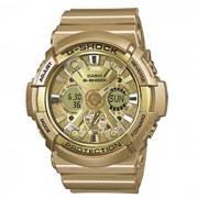 Casio G-Shock GA-200GD-9ACR Reloj para hombre de la luz del oro