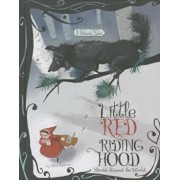 Little Red Riding Hood Stories Around the World: 3 Beloved Tales, Hardcover/Jessica Gunderson