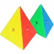 Pyraminx Cubo Magico Yuxin Heiqilin - Vistoso