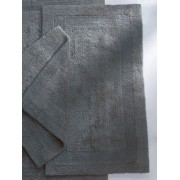 Cawö Badematte, ca. 60x100cm Cawö grau Wohnen grau