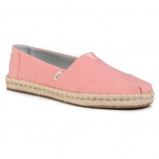 Еспадрили TOMS - Classic 10015058 Plant Dyed Pink