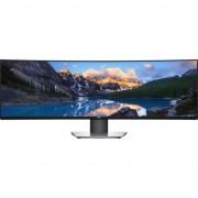 "Monitor LED DELL UltraSharp Curved U4919DW 49"" , IPS, Ratio 32:9, 5120x1440, 350cd/m2, 1000:1, 5ms, HDMI, DP, USB Type-C, 178/178, VESA"